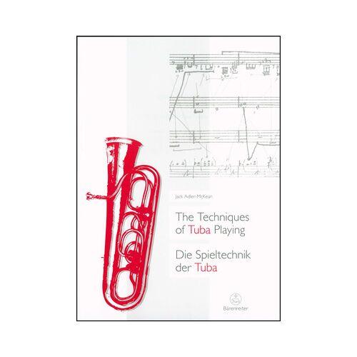 Bärenreiter Die Spieltechnik der Tuba
