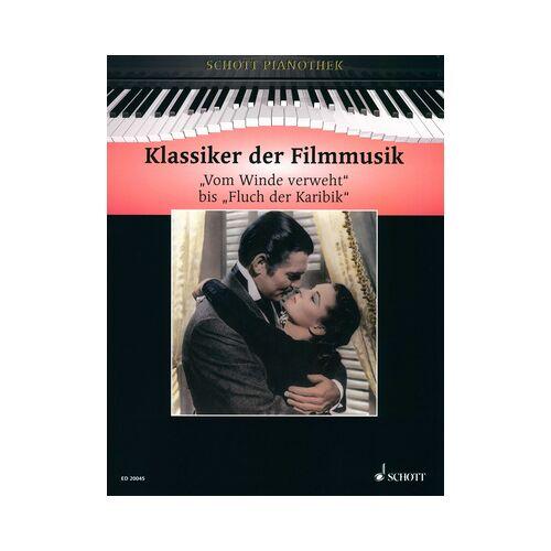Schott Klassiker der Filmmusik Piano