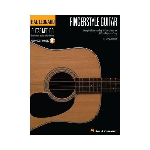 Hal Leonard Guitar Method Fingerstyle