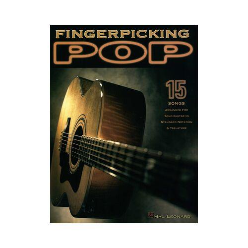 Hal Leonard Fingerpicking Pop