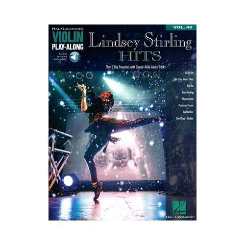 Hal Leonard Violin Play-Along Stirling Hit