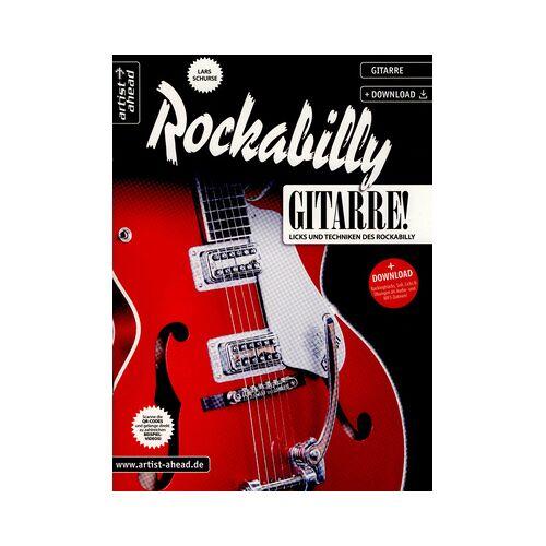 Ahead Artist Ahead Musikverlag Rockabilly Gitarre