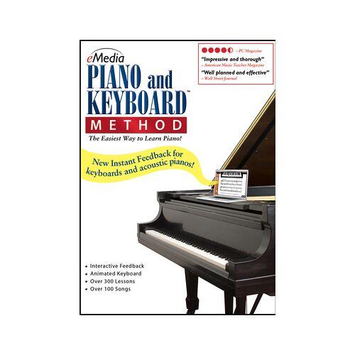 Emedia Piano and Keyboard Method-Mac