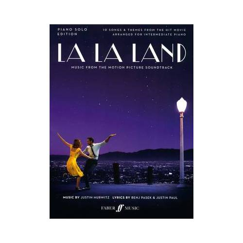 Faber Music La La Land Piano Solo