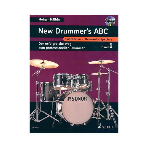 Schott New Drummer's ABC 1