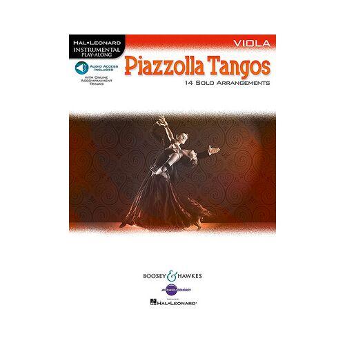 Boosey & Hawkes Piazzolla Tangos Viola