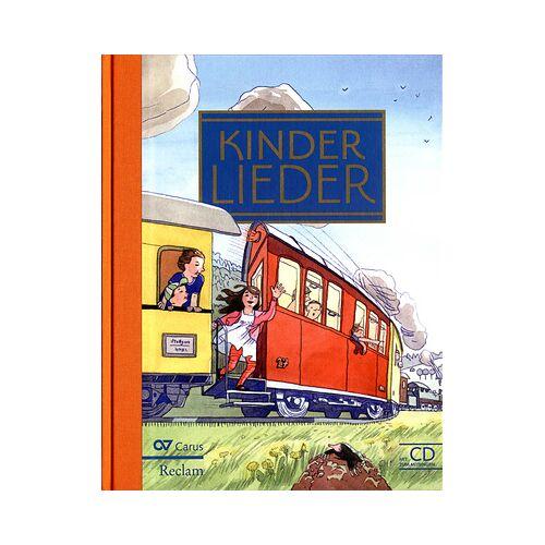 Carus Verlag Kinderlieder Liederbuch