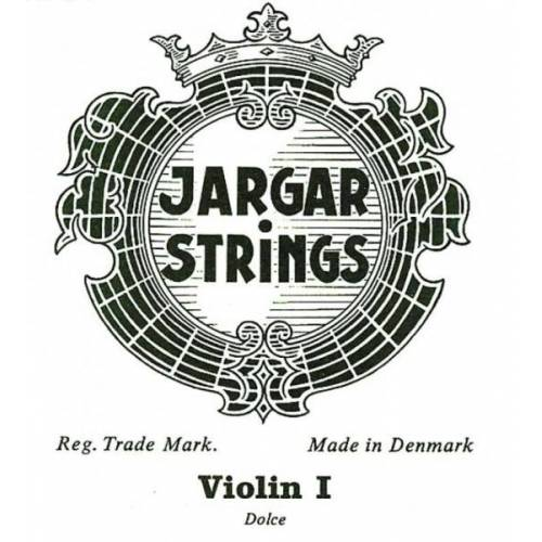 Jargar Saitensatz 4/4 Geige/Violine E-Saite Stahl blank dick