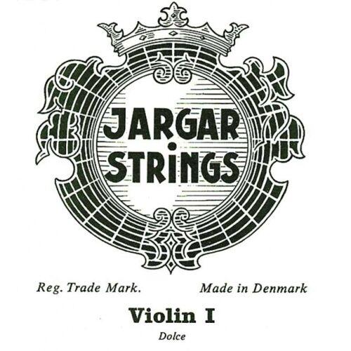 Jargar Saitensatz 4/4 Geige/Violine E-Saite Stahl blank dünn