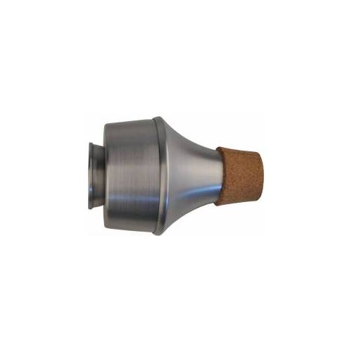 Steinbach Dämpfer für Trompete Wow-Wow Effektdämpfer aus Aluminium Trompetendämpfer Straightdämpfer Effektdämpfer Trompete Dämpfer Wow-Wow Aluminium
