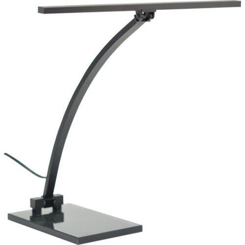 Jahn LED- Klavierlampe Legato in schwarz matt