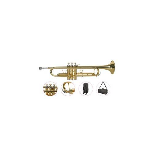 Steinbach Bb- Trompete mit Neusilber Ventilen Trompete kaufen B Bb Stimmung Softcase Bb-Trompete