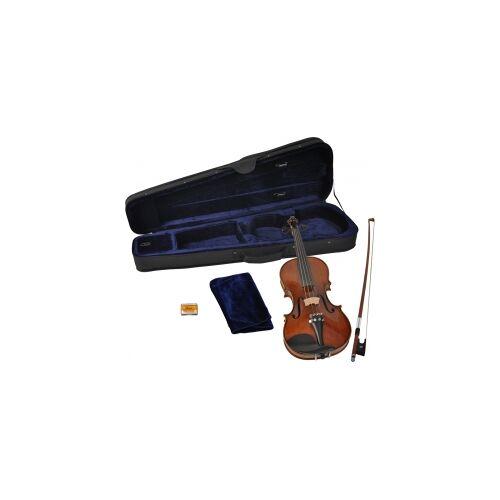 Steinbach 1/2 Geige im SET Ebenholzgarnitur Geige Anfängergeige Steinbach Schülerinstrument Einsteigergeige Violine