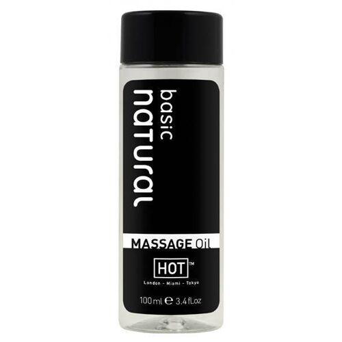HOT Massageöl Natural