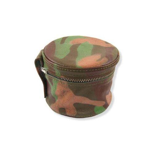 Crisco Leder Etui Camouflage