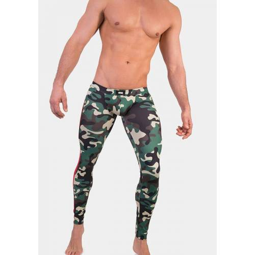 Stanley Barcode Stanley Long Tight camouflage
