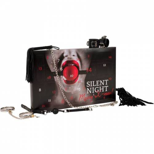 - Fetisch-Adventskalender XXL Silent Night Merry X-Mas