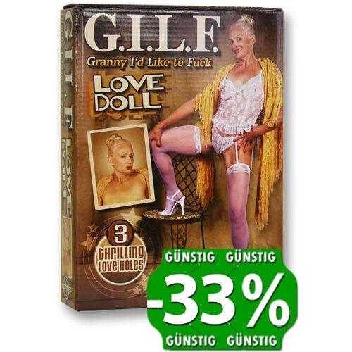 Sexpuppe G.I.L.F. Love Doll