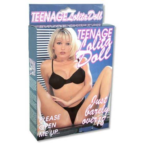 Teenage Lolita Lovedoll - Sexpuppe