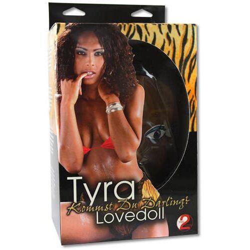 Puppe TYRA Lovedoll