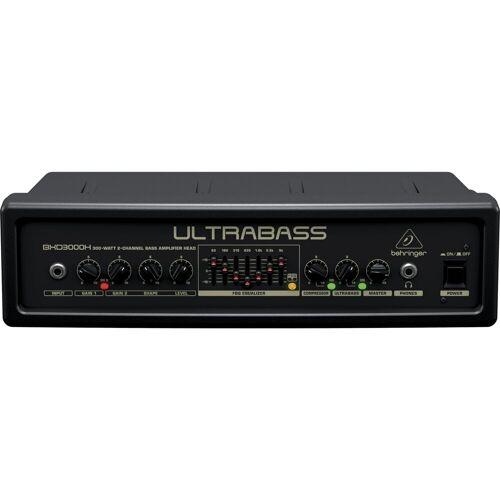 Behringer - Ultrabass BXD3000H
