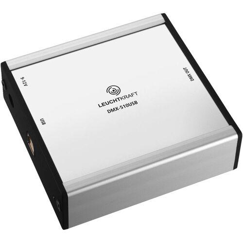 Leuchtkraft - DMX-510 USB DMX-Controller DMX Software- u. Konverter-Box