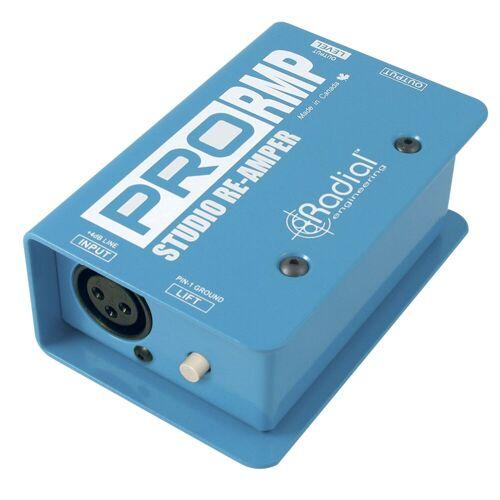 Radial - Pro RMP passive reamping Box