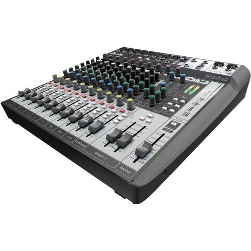 Soundcraft - Signature 12 MTK Mixer inkl.Ableton LiveLite Software