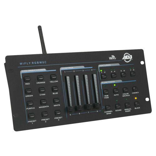 ADJ - WiFly RGBW8C Wireless DMX-Controller