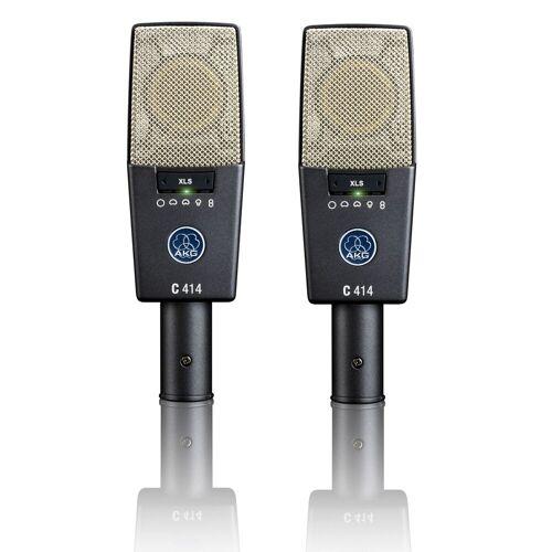 AKG - C 414 XLS/ST Stereo Set