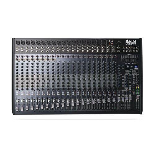 ALTO - LIVE 2404 24-Kanal/4-Bus Mixer