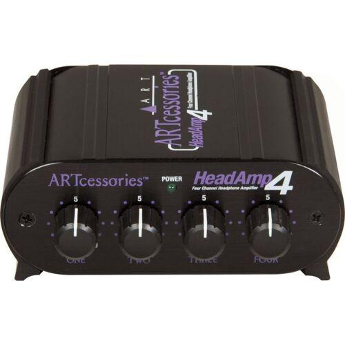 ART - HeadAmp 4 4-CH Mini-Kopfhörerverstärker