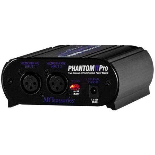 ART - Phantom II Pro Phantomspeisung Batterie/Netz