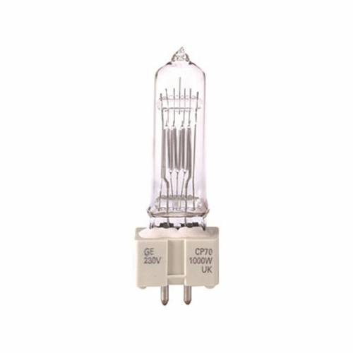 GE Lighting - CP 70 GX 9,5 1000W Halogen Lamp