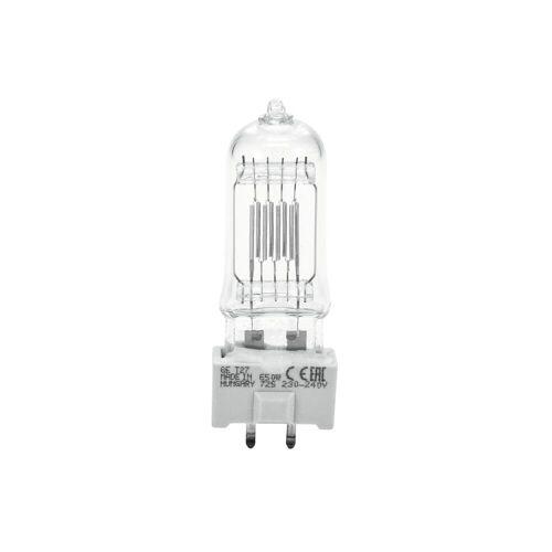GE Lighting - GY 9,5 650W/240V T26 Halogen Lamp