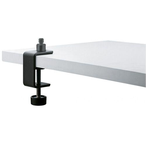 König & Meyer - 237 Tischklemme schwarz