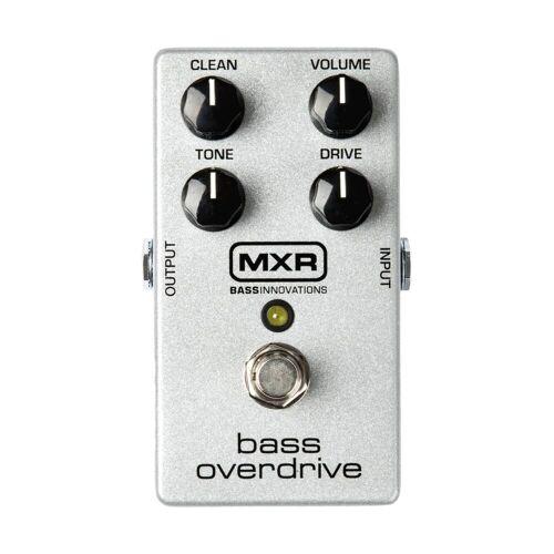 MXR - M89 Bass Overdrive
