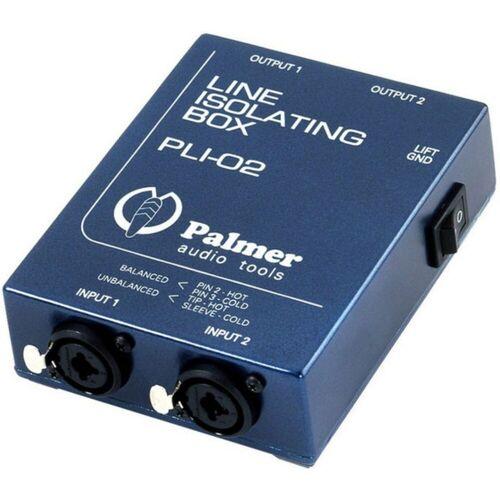 Palmer - PLI 02 DI Box