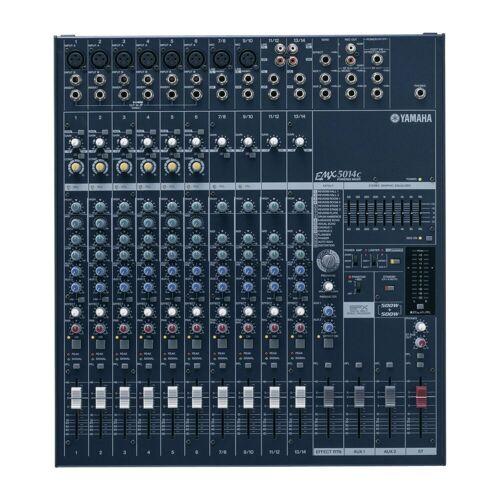 Yamaha - EMX-5014C Powermixer, 2x 500W