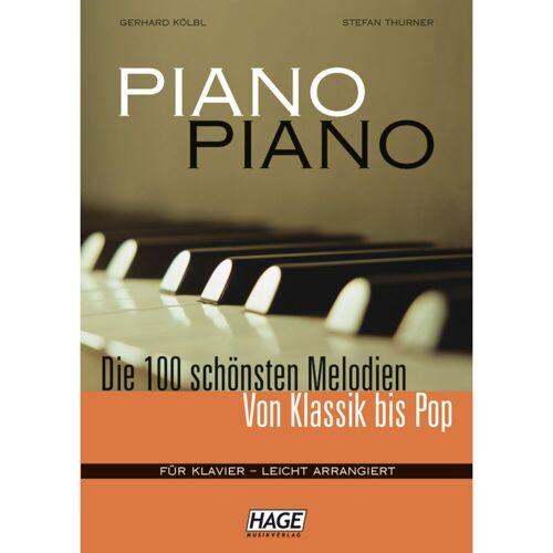 Hage Musikverlag - Piano Piano 1