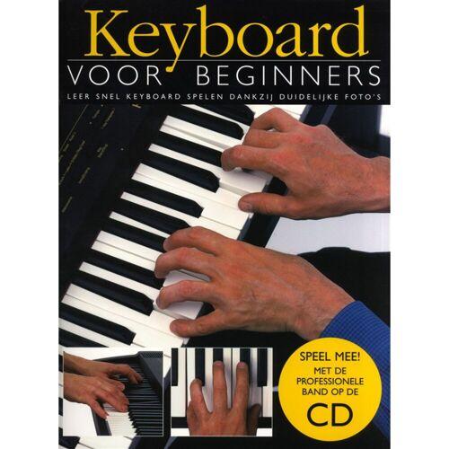 Wise Publications - Keyboard Voor Beginners Boek/CD