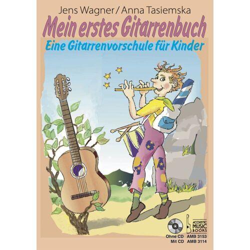 Acoustic Music Books - Mein erstes Gitarrenbuch