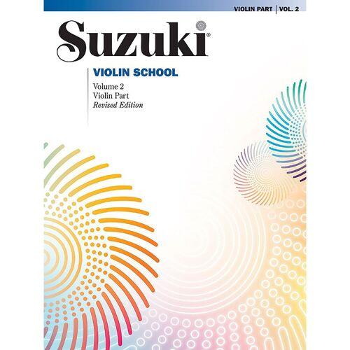 Alfred Music - Suzuki Violin School 2