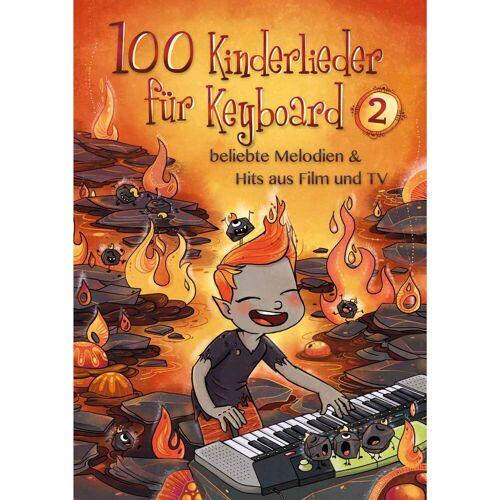Bosworth Music - 100 Kinderlieder für Keyboard 2