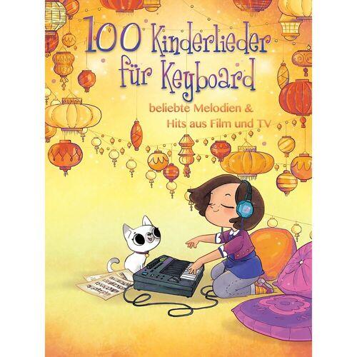 Bosworth Music - 100 Kinderlieder für Keyboard
