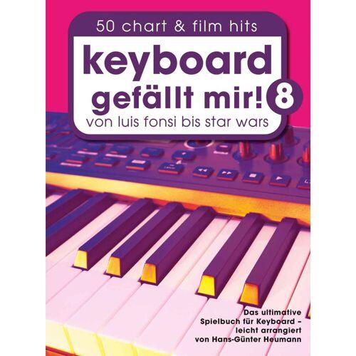 Bosworth Music - Keyboard gefällt mir! Band 8