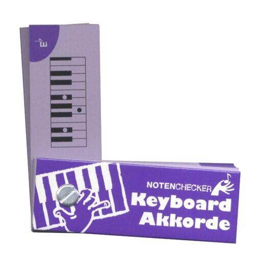 Bosworth Music - Notenchecker Keyboard Chords