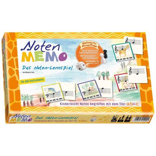 Carlton Musikvertrieb - Noten-Memo - Das Noten-Lernspiel