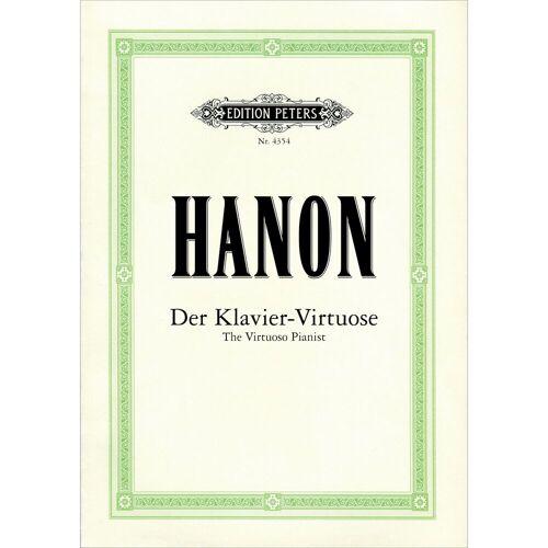 Edition Peters - Hanon: Der Klavier-Virtuose