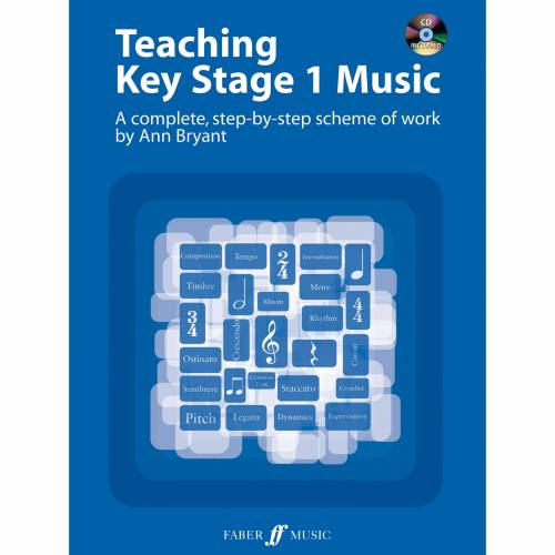 Faber Music - Teaching Key Stage 1 Music CD, Ann Bryant